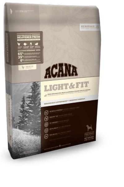 Acana Heritage 65/35 Light & Fit / Сухой корм Акана для собак всех пород Беззерновой Низкокалорийный