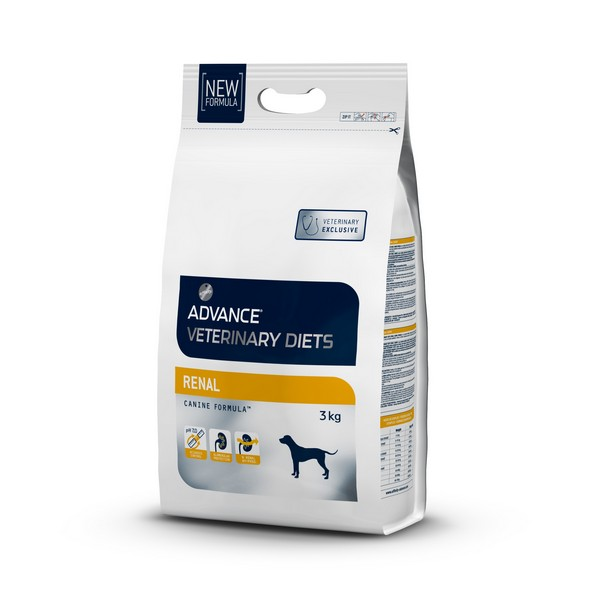 Advance Veterinary Diets Renal / Ветеринарный сухой корм Адванс для собак при патологии Почек