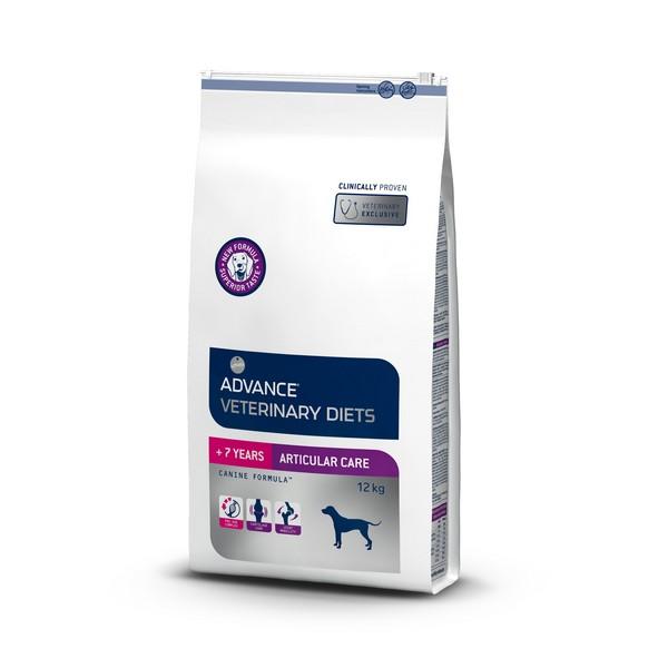 Advance Veterinary Diets Articular Care 7+ Senior / Ветеринарный сухой корм Адванс для Пожилых собак с заболеваниями Суставов