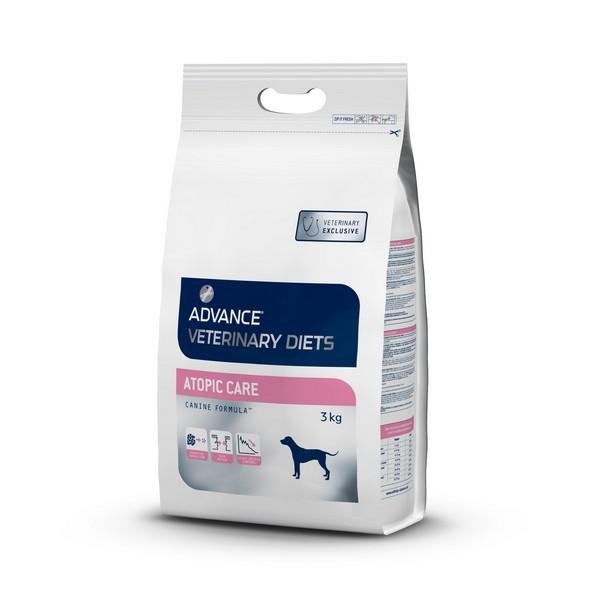 Advance Veterinary Diets Atopic Care / Ветеринарный сухой корм Адванс для собак при Дерматозах и Аллергии