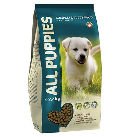 All Puppies / Корм Ол Паппис для Щенков