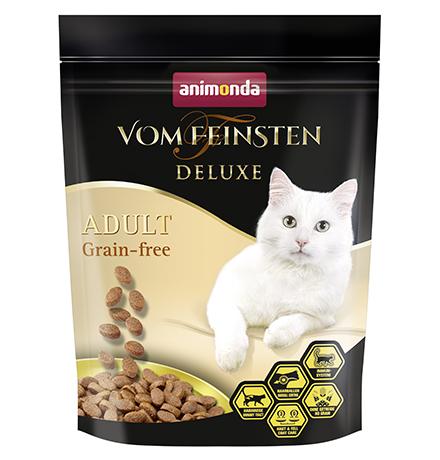 Animonda Vom Feinsten Deluxe Adult Grain free / Сухой Беззерновой корм Анимонда для взрослых кошек