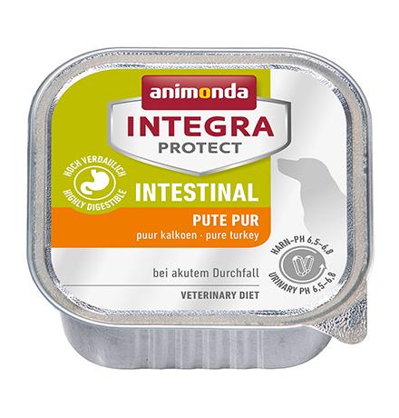 Animonda Integra Protect Intestinal / Ветеринарный влажный корм (консервы) Анимонда для взрослых собак при Нарушениях Пищеварения Индейка (цена за упаковку)