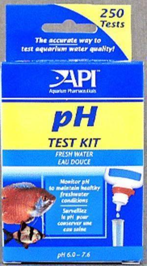 Api рН Test Kit / Набор Апи для измерения уровня pH в Пресной воде