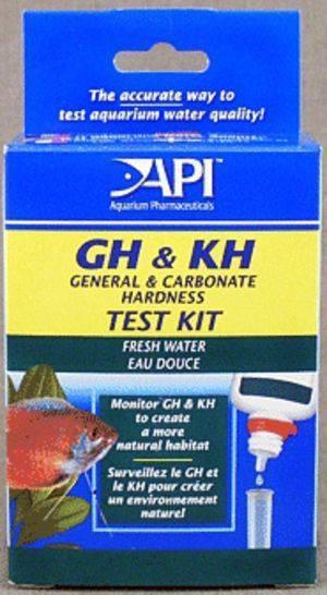 Api Carbonate Hardness Test Kit / Набор Апи для измерения карбонатной жесткости в Пресной и Морской воде