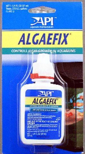 Api Algaefix / Средство Апи для борьбы с водорослями в Аквариумах