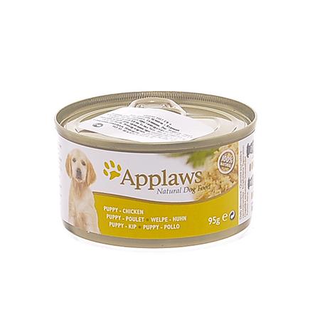Applaws Puppy Chicken / Консервы Эплоус для Щенков Курица (цена за упаковку)