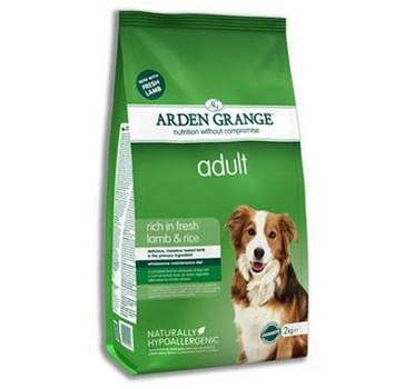 Arden Grange Adult Lamb & Rice / Сухой корм Ардэн Грэндж для собак Ягненок и Рис