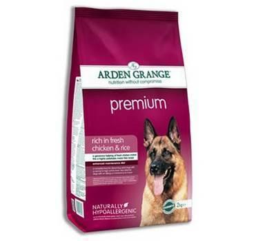 Arden Grange Adult Premium / Сухой корм Ардэн Грэндж для собак Премиум