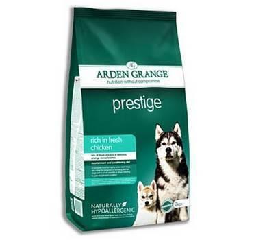 Arden Grange Adult Prestige / Сухой корм Ардэн Грэндж для собак Престиж