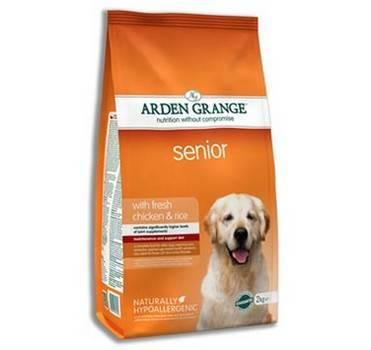 Arden Grange Senior Canine / Сухой корм Ардэн Грэндж для Пожилых собак