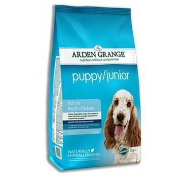 Arden Grange Puppy & Junior / Сухой корм Ардэн Грэндж для Щенков и молодых собак
