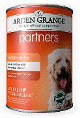 Arden Grange Chicken & Rice / Консервы Ардэн Грэндж для собак Курица и Рис (цена за упаковку)