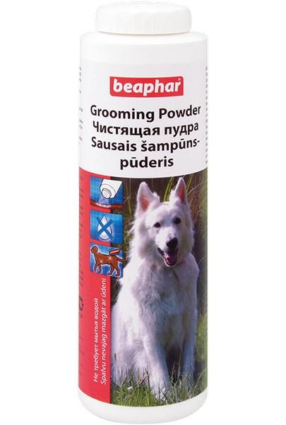 Beaphar Grooming Powder / Пудра Беафар для собак Чистящая (сухая чистка без воды и мыла)