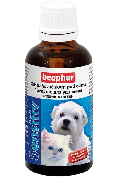 Beaphar Sensitiv / Средство Беафар для Кошек и Собак Удаление слезных пятен
