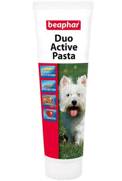 Beaphar Duo Active Pasta / Мультивитаминная паста Беафар Двойного действия