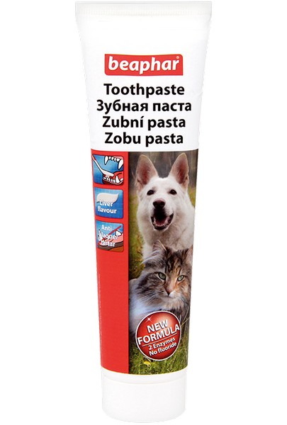 Beaphar Toothpaste / Зубная паста Беафар для Собак и Кошек
