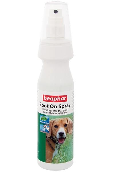 Beaphar Spot On Spray / Спрей Беафар от Эктопаразитов на Натуральных маслах для Щенков