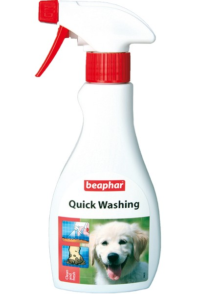 Beaphar Quick Washing / Экспресс-Шампунь Беафар для собак Без использования Мыла и Воды