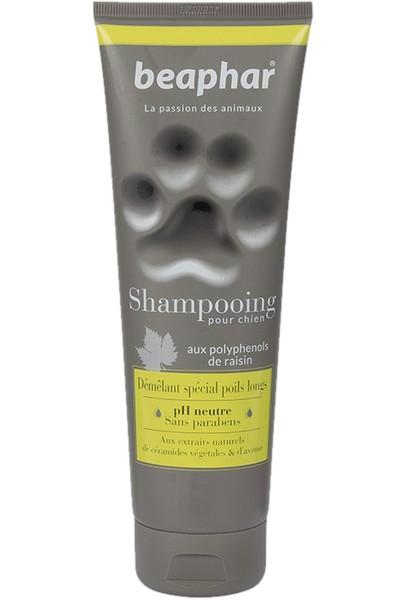Beaphar Shampooing Demelant Special Poils Long 2in1 / Французский Премиум-шампунь Беафар от Колтунов для собак с Длинной шерстью