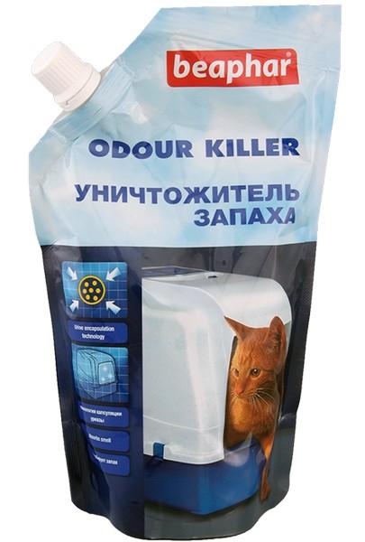 Beaphar Odour Killer / Уничтожитель запаха Беафар для кошачьих туалетов