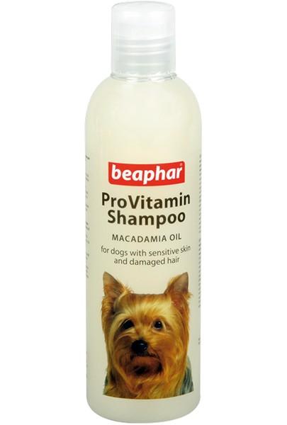Beaphar ProVitamin Shampoo Macadamia Oil / Шампунь Беафар с Маслом Австралийского ореха для собак с Чувствительной кожей