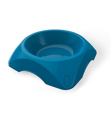 Bama Pet / Миска Бама Пет Пластиковая Синяя