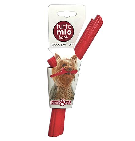 Bama Pet Tutto Mio / Игрушка Бама Пет для собак Палочка Резина Цвета в ассортименте
