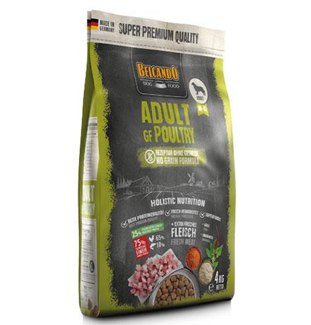 Belcando Adult GF Poultry / Сухой корм Белькандо Эдалт Беззерновой для собак Мелких и Средних пород Птица
