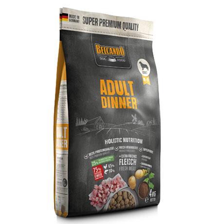 Belcando Adult Dinner / Сухой корм Белькандо Эдалт Диннер для собак Нормальная активность Птица
