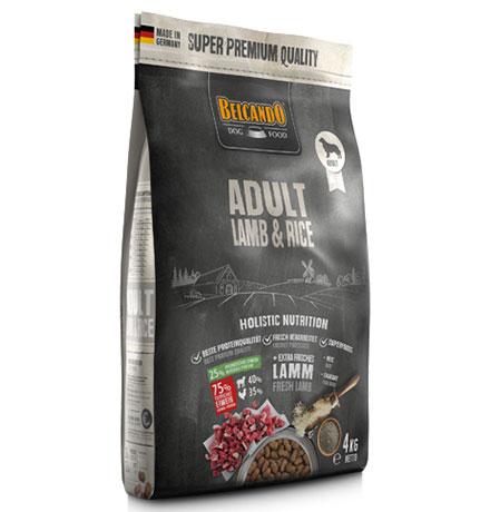 Belcando Adult Lamb & Rice / Сухой корм Белькандо Эдалт Гипоаллергенный для собак Нормальная активность Ягненок и Рис
