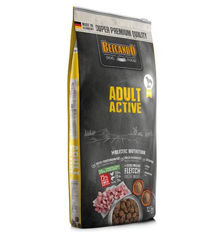 Belcando Adult Active / Сухой корм Белькандо Эдалт для Активных собак Средних и Крупных пород Птица