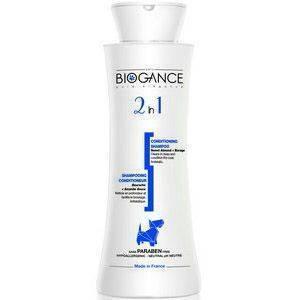 BioGance 2in1 / Шампунь антистатик и кондиционер Биоганс в одном флаконе