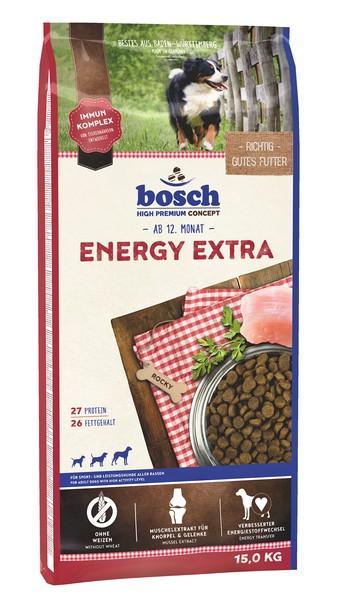 Bosch Extra Energy / Сухой корм Бош Экстра Энерджи для собак при повышенных физических нагрузках