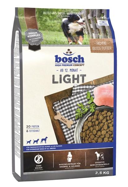 Bosch Light / Сухой корм Бош Лайт для собак Низкокалорийный
