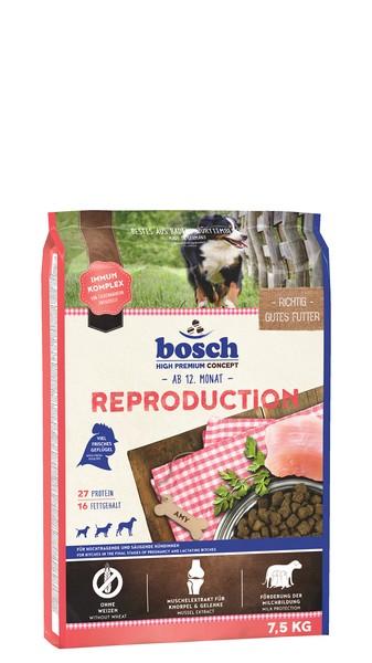Bosch Reproduction / Сухой корм Бош Репродакшен для собак