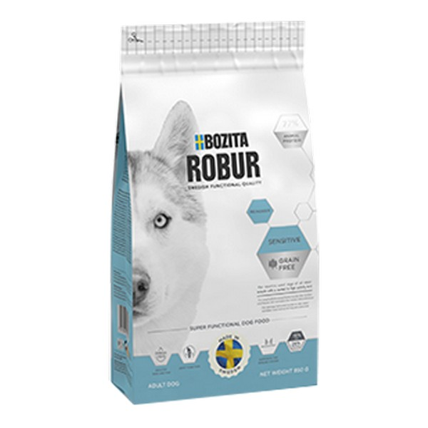 Bozita Robur Sensitive Grain free Reindeer / Сухой Беззерновой корм Бозита для собак с Чувствительным пищеварением Оленина