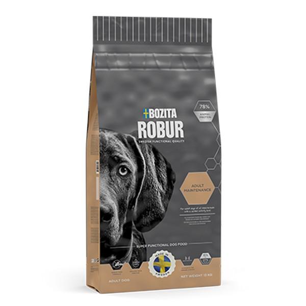 Bozita Robur Adult Maintenance / Сухой корм Бозита для взрослых собак с нормальным уровнем активности