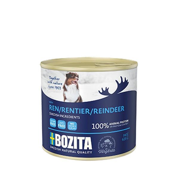 Bozita Reindeer / Консервы Бозита для собак Мясной паштет Олень (цена за упаковку)