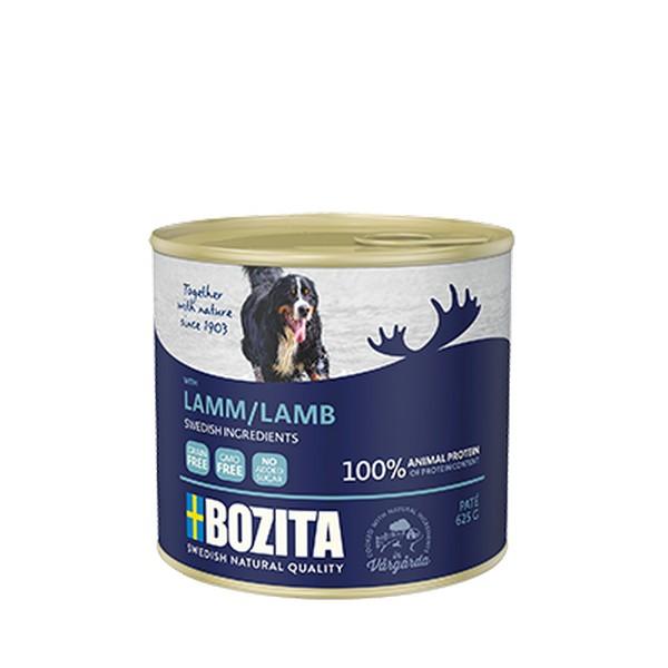 Bozita Lamb / Консервы Бозита для собак Мясной паштет Ягненок (цена за упаковку)