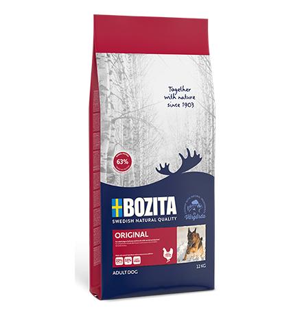 Bozita Original / Сухой корм Бозита для взрослых собак с нормальной активностью