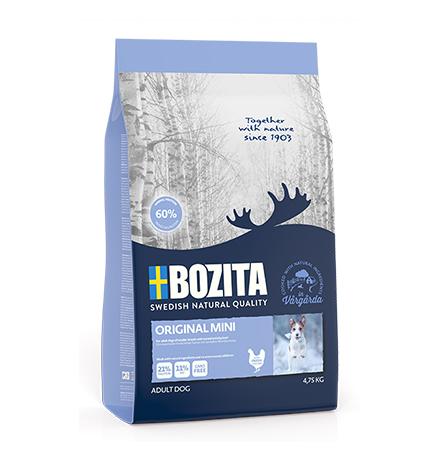 Bozita Original Mini / Сухой корм Бозита для собак Мелких пород с нормальной активностью