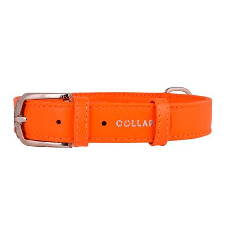 CoLLaR Glamour / Ошейник Колар для собак без украшений 30-39см х 20мм