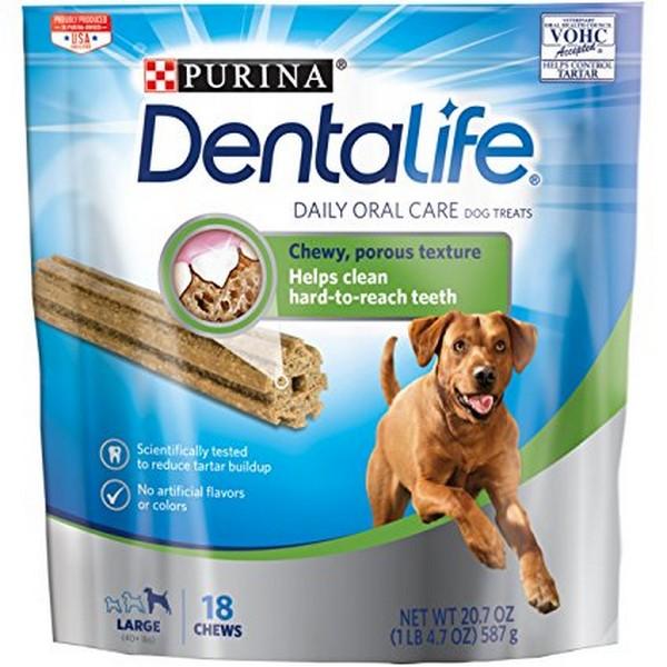 Purina Dentalife / Лакомство Пурина Денталайф для собак Крупных пород Палочки Ежедневный уход за полостью рта