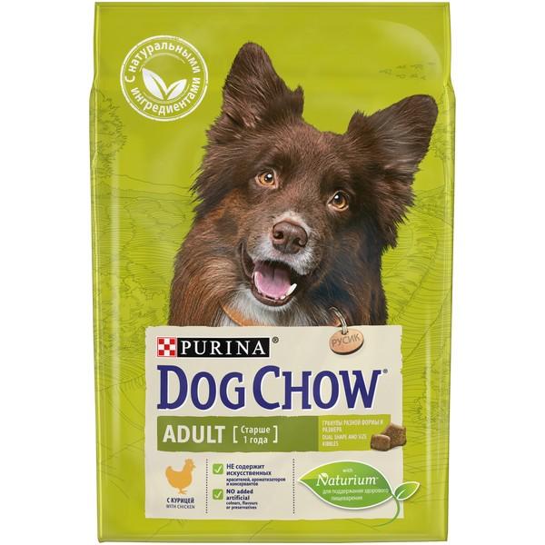 Purina Dog Chow Adult Chicken / Сухой корм Пурина Дог Чау для взрослых собак Курица