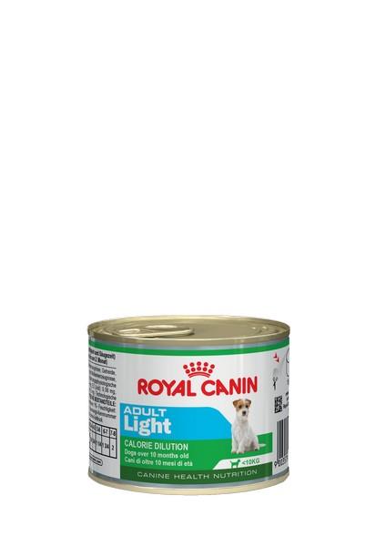 Royal Canin Adult Light Canin / Влажный корм (Консервы) Роял Канин Эдалт Лайт для взрослых собак Низкокалорийные (Цена за упаковку)