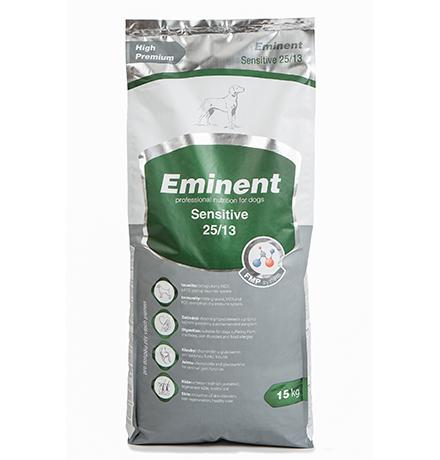 Eminent Sensitive 25-13 / Сухой корм Эминент для собак с Чувствительным пищеварением