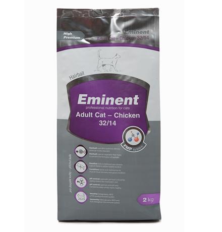 Eminent Adult Cat Chicken 32-14 / Сухой корм Эминент для кошек с Курицей