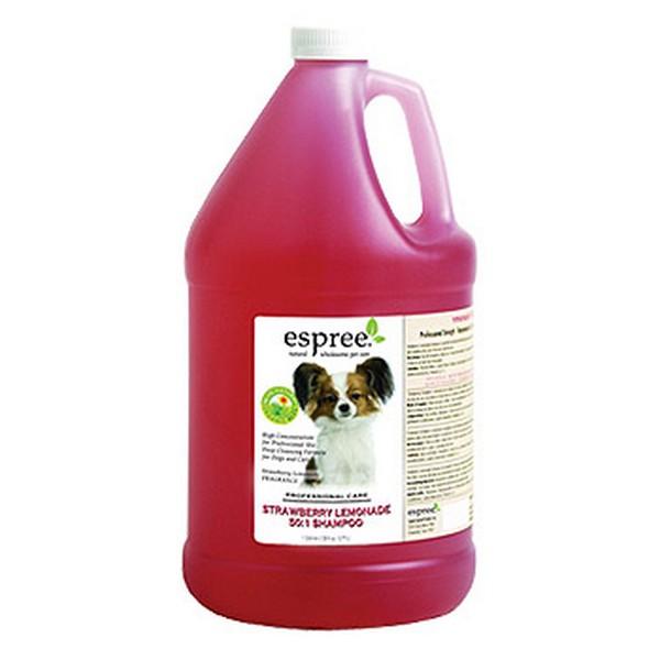 Espree PC 50:1 Strawberry Lemonade Shampoo / Шампунь Эспри «Клубничный лимонад» для собак и кошек (cуперконцентрат)