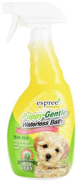 Espree Waterless Bath / Средство Эспри для очищения шерсти для Щенков